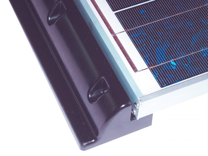 150w Roof Fitted Solar Panel Fitted Price
